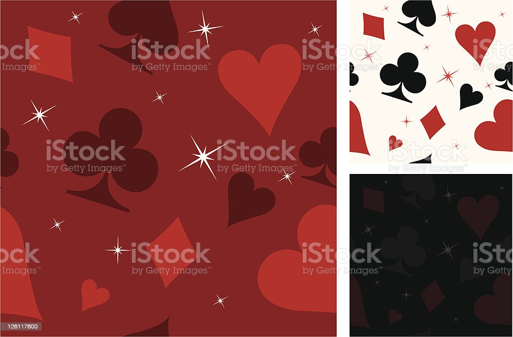 Card suit background royalty-free stock vector art