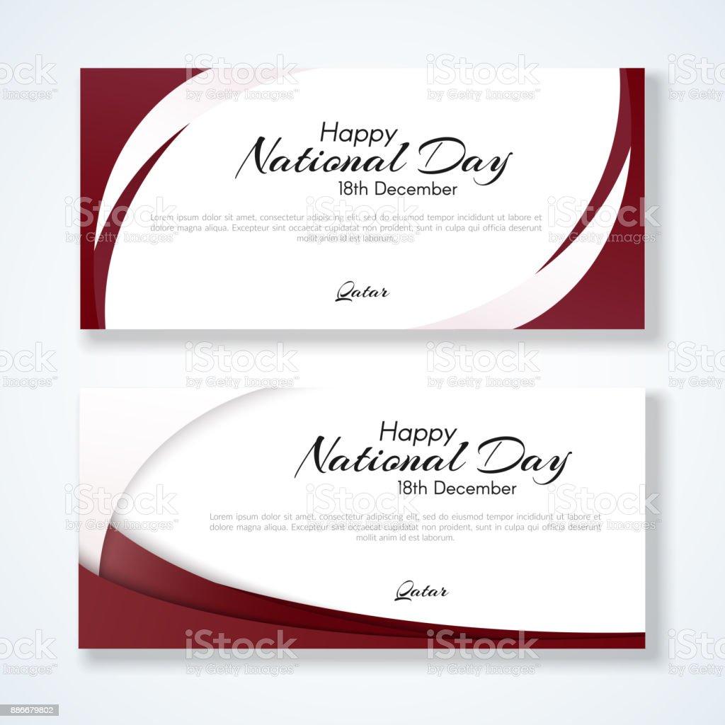 Placa com as cores da bandeira nacional do qatar com o texto da placa com as cores da bandeira nacional do qatar com o texto da nacional feliz dia reheart Choice Image