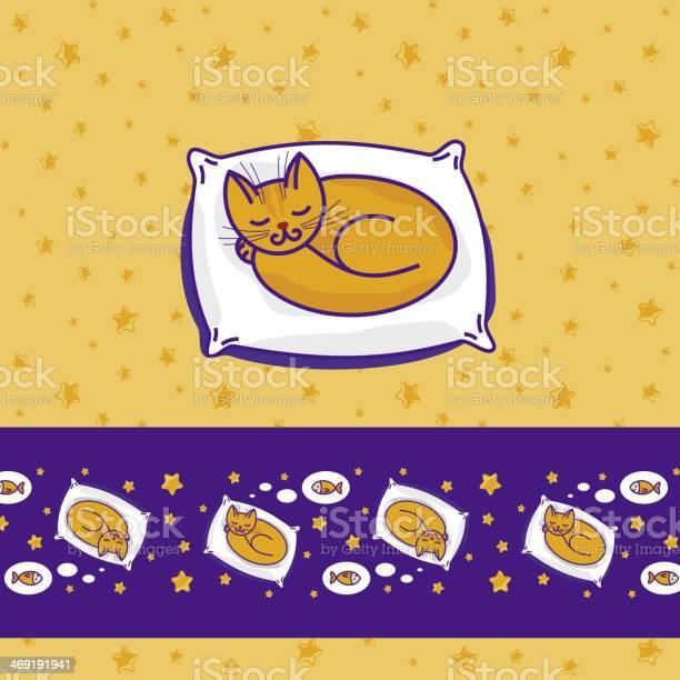 Card with cute little cat dreaming of fish vector id469191941?b=1&k=6&m=469191941&s=612x612&h=pgkf9rrnbphv7xa0gkd91zhidazef yr4otjb0cxjtc=