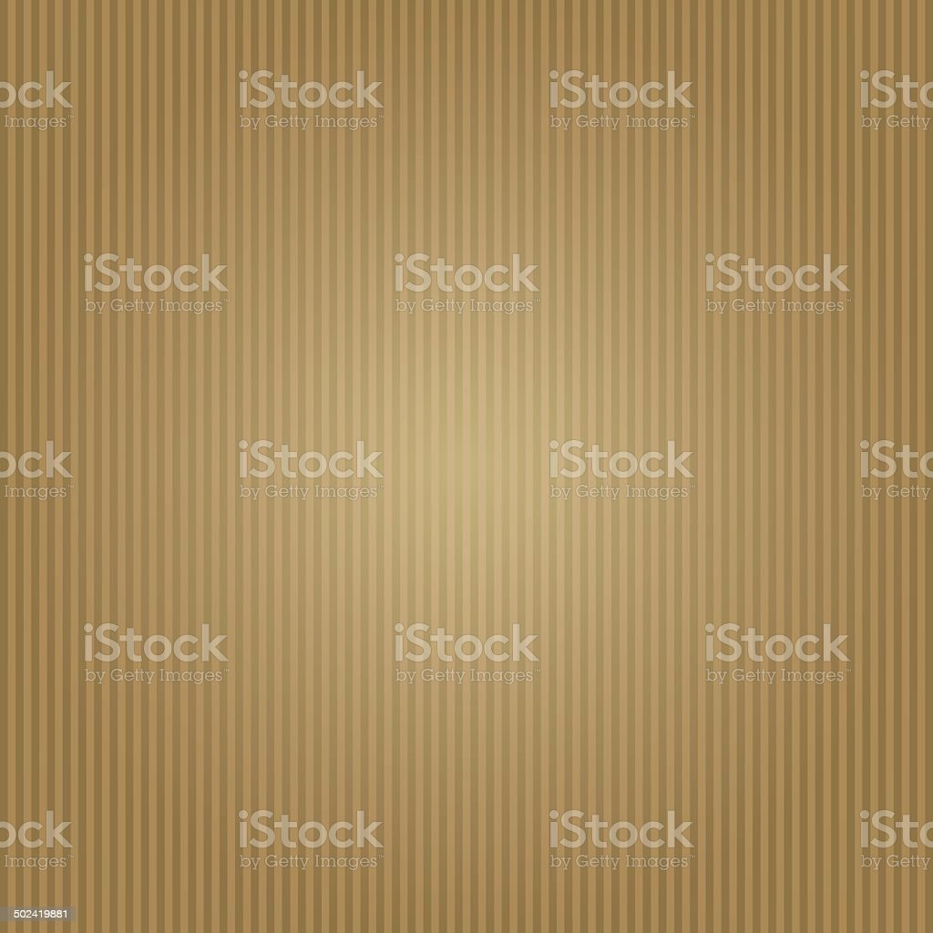 Cardboard teksture vector art illustration