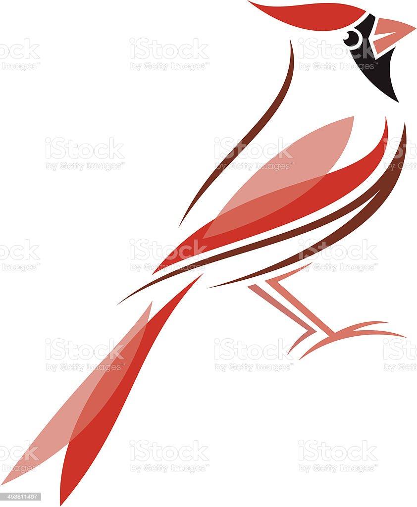 royalty free cardinal clip art vector images illustrations istock rh istockphoto com cardinal clipart images cardinal clip art red bird