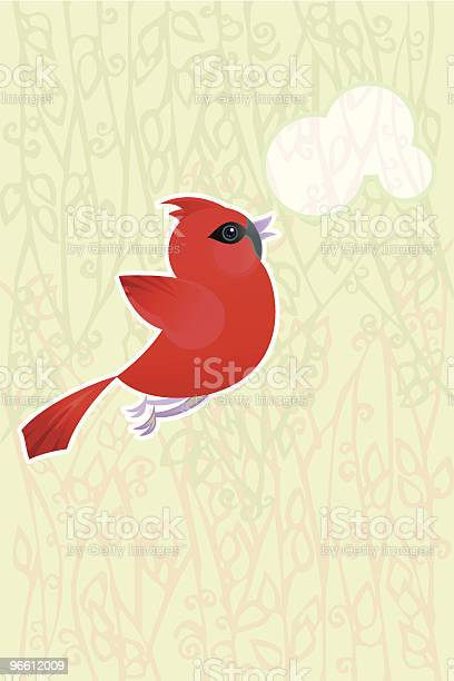 Cardinal-vektorgrafik och fler bilder på Dag