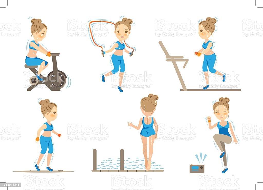 Herz-Kreislauf-Übungen zum Abnehmen Männer in