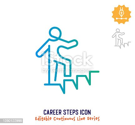 Stairway to heaven Royalty Free Vector Clip Art illustration  -indu0523-CoolCLIPS.com