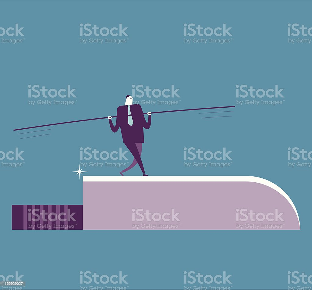 Carefully royalty-free carefully stock vector art & more images of adult