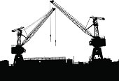 Cargo cranes