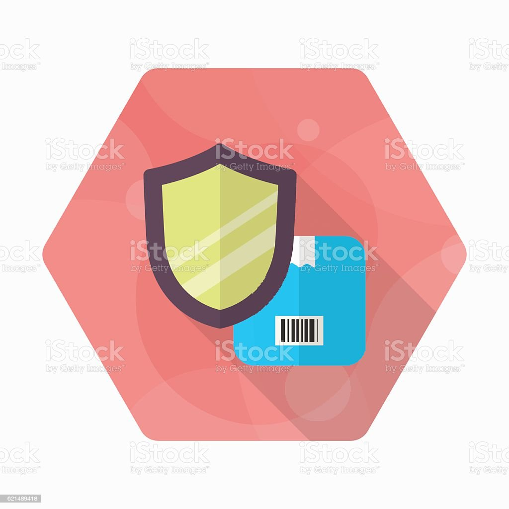 Cargo security icon cargo security icon – cliparts vectoriels et plus d'images de bloc-note libre de droits