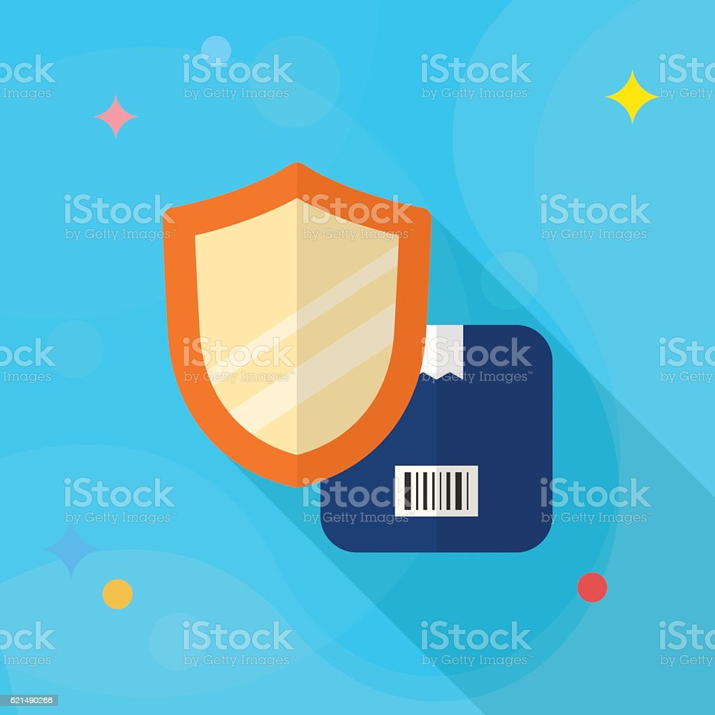 Cargo security icon cargo security icon - immagini vettoriali stock e altre immagini di assonometria royalty-free