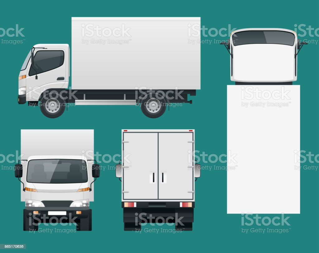 cargo truck transportation fast delivery or logistic transport easy