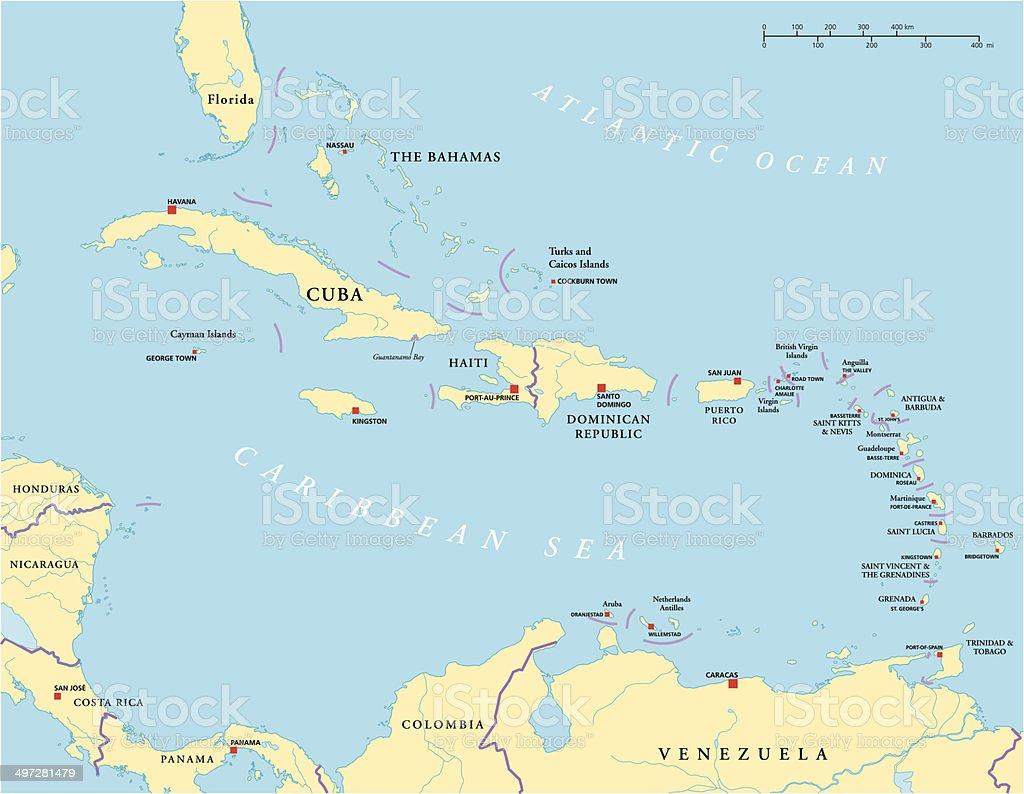 archipel-des-antilles-carte