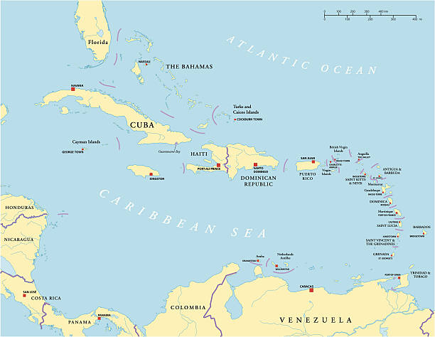Best Us Virgin Islands Illustrations, Royalty-Free Vector ...