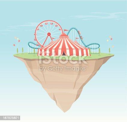 istock Carnival Island 187525821