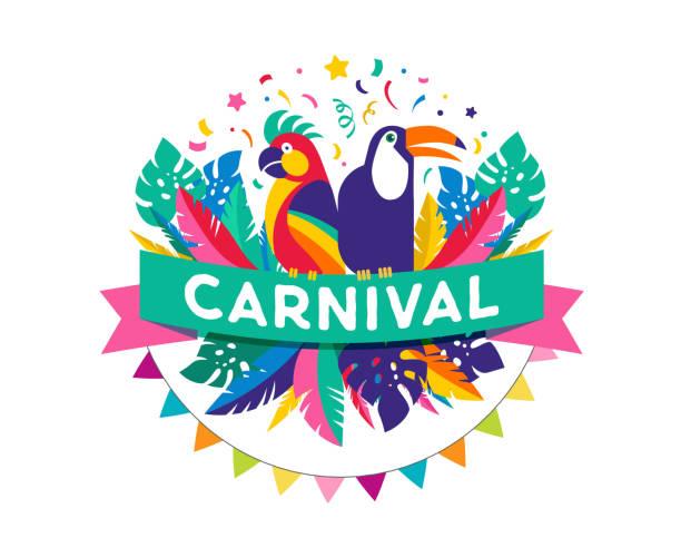 Royalty Free Rio De Janeiro Carnival Clip Art, Vector ...