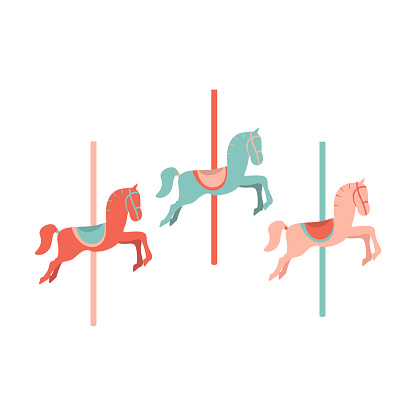 Carousel Horses icon