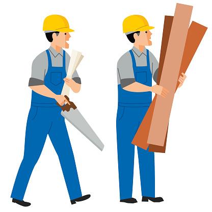 Carpenter and builder