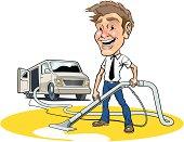 istock Carpet Cleaner 165637521