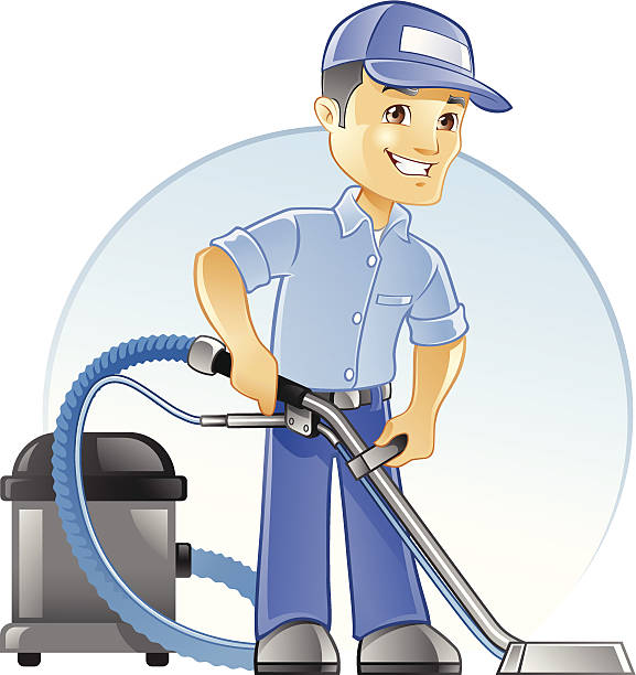 Top Carpet Cleaning Clip Art Vector Graphics And
