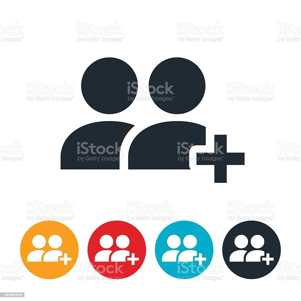 Carpool Requirement Icon - Illustration vectorielle