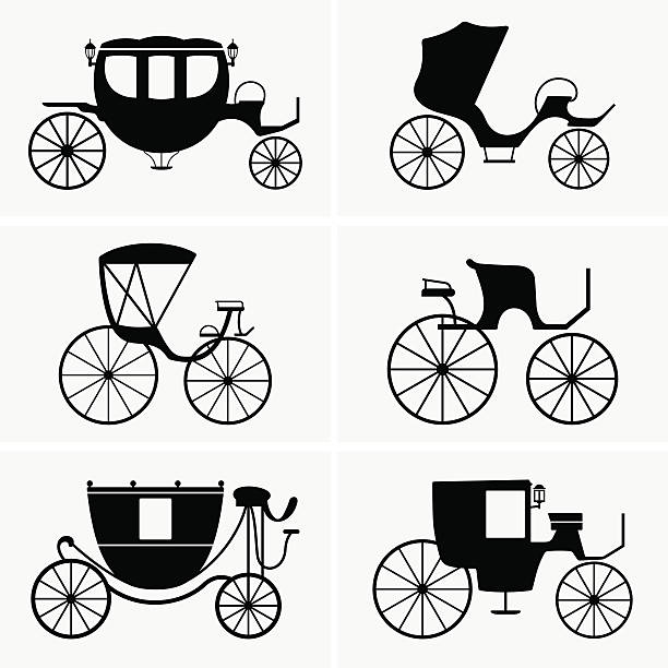 Best Carriage Illustrations, Royalty-Free Vector Graphics