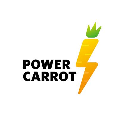 carrot lightning, the power of proper nutrition