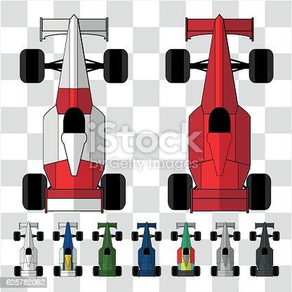 istock Cars F1 625782062