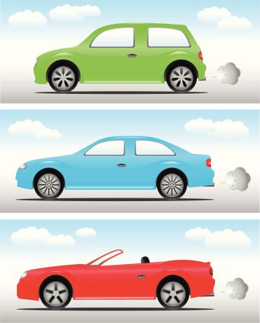 Cars: Hatchback, Saloon & Convertible