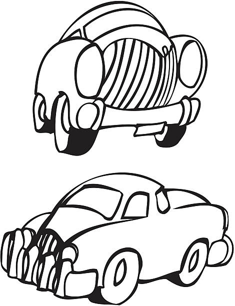 Autos – Vektorgrafik
