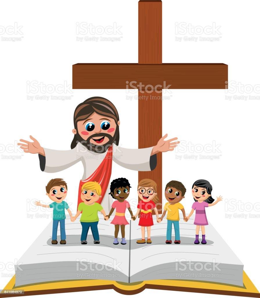 royalty free jesus christ clip art vector images illustrations rh istockphoto com Jesus Christ Clip Art Good Friday Clip Art