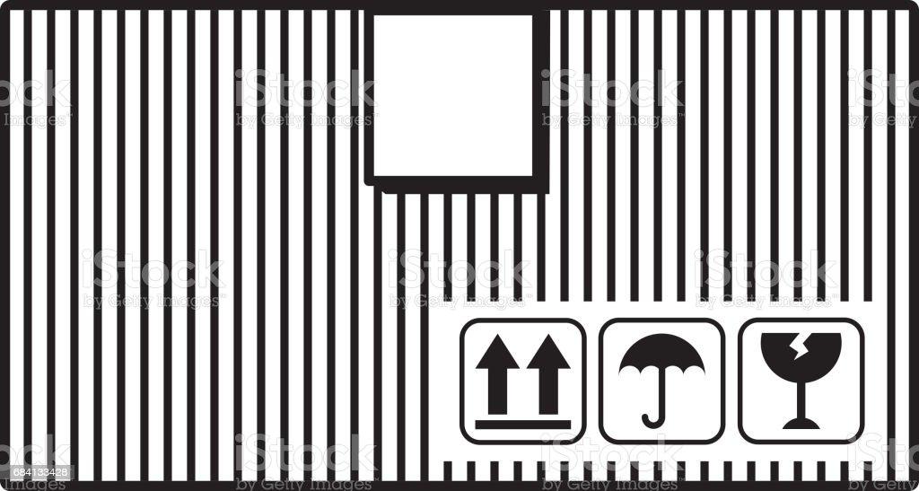 kartong förpackning box ikon royaltyfri kartong förpackning box ikon-vektorgrafik och fler bilder på affär