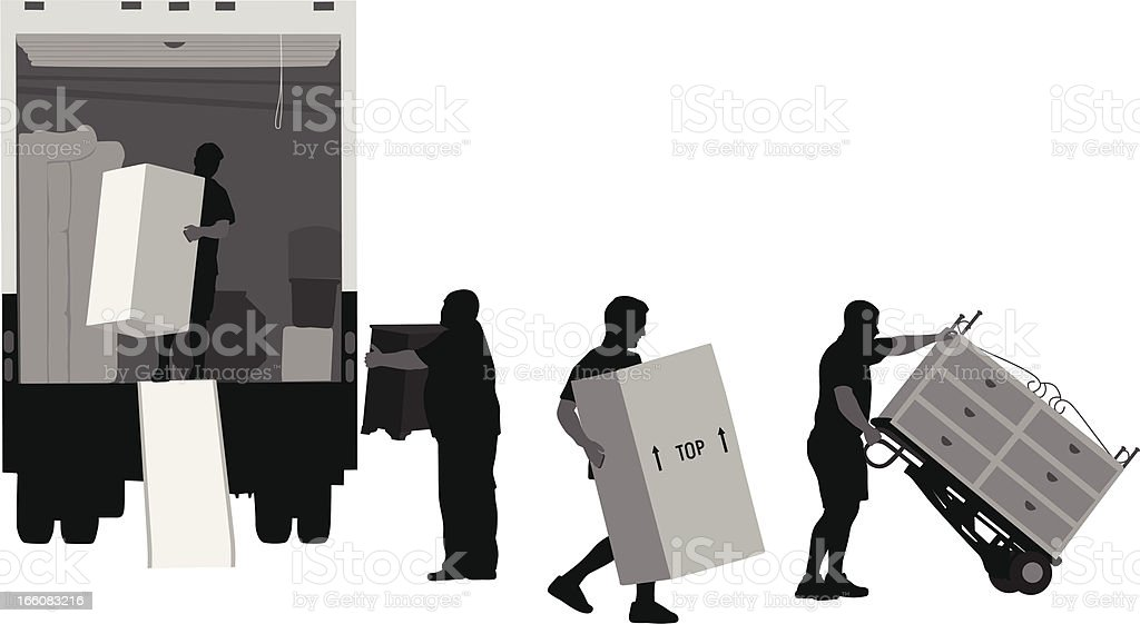 Schachteln – Vektorgrafik