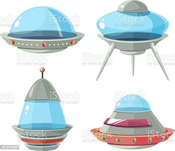 Cartoon alien spaceship spacecrafts and ufo vector set vector id613345894?b=1&k=6&m=613345894&s=612x612&h=hqa6l3v0ucsn4slpdzsvcinvyny1tw jzklz6yk1xsi=