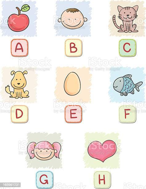 Cartoon alphabet a to h collection vector id165961231?b=1&k=6&m=165961231&s=612x612&h=54szc8bkl4kk19nsrkvtysp7nzzthxw7u4qxnjntfwy=