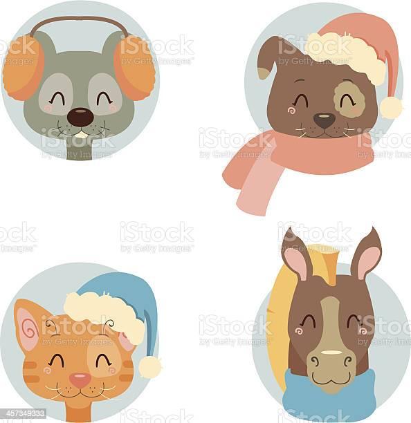 Cartoon animals vector id457349333?b=1&k=6&m=457349333&s=612x612&h=1fxyk7sshtyg0qn yshdgrzgg0vwgnlasvmju1xskck=