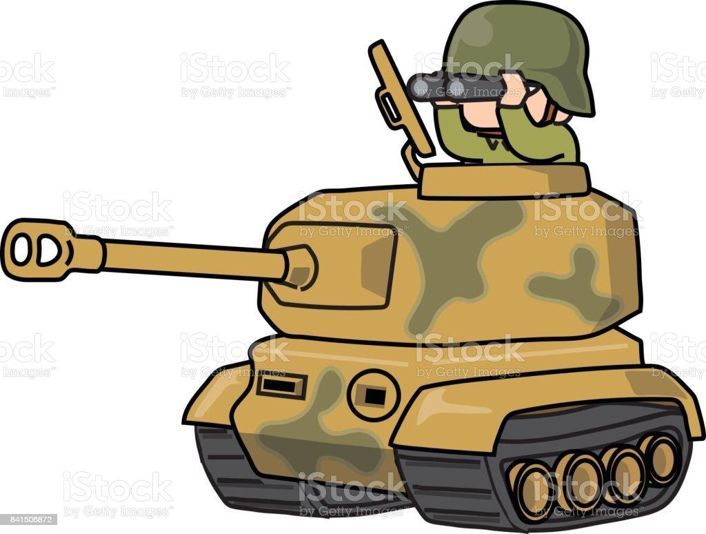 royalty free world war ii tanks clip art vector images rh istockphoto com army tank clip art free army rank clip art
