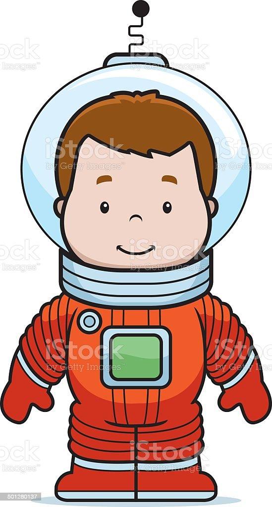 royalty free boy astronaut clip art vector images illustrations rh istockphoto com