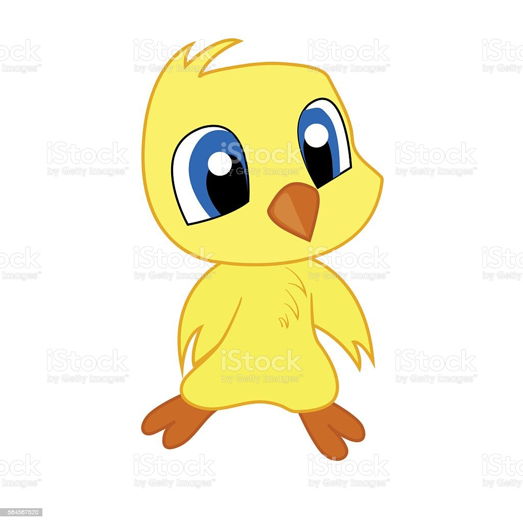 cartoon baby chicken easter chick bird stock vector art more rh istockphoto com cartoon baby chicken cartoon baby chicken
