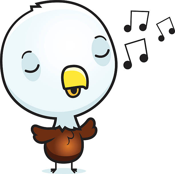 Baby Eagle Clipart