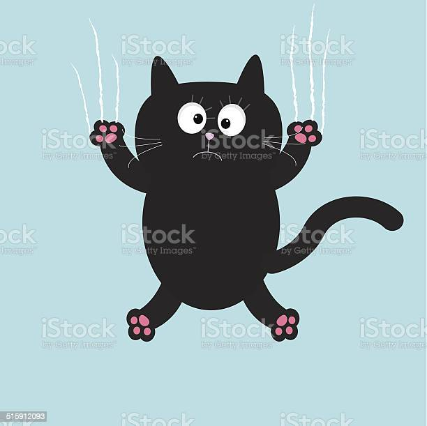 Cartoon black cat claw scratch glass background vector id515912093?b=1&k=6&m=515912093&s=612x612&h=srp2jbdraknmrwel5vhyfoqqk2elmqqi dzf6yzupcm=