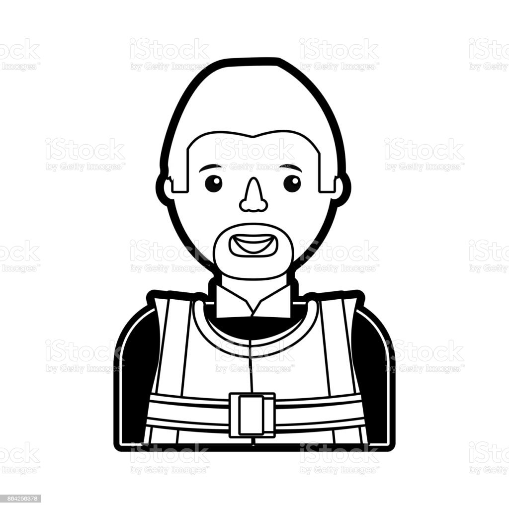 cartoon builder man icon royalty-free cartoon builder man icon stock vector art & more images of adult
