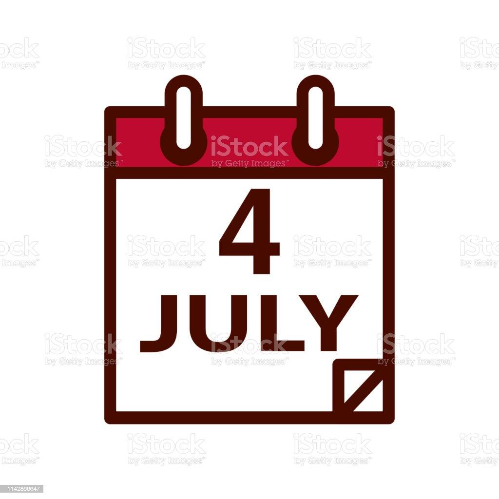 Emoji Del Calendario.Ilustracion De Calendario De Dibujos Animados Emoji Icono