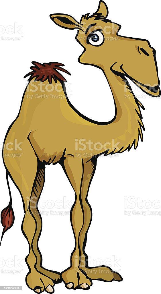 Cartoon Camel royalty-free cartoon camel stock vector art & more images of camel