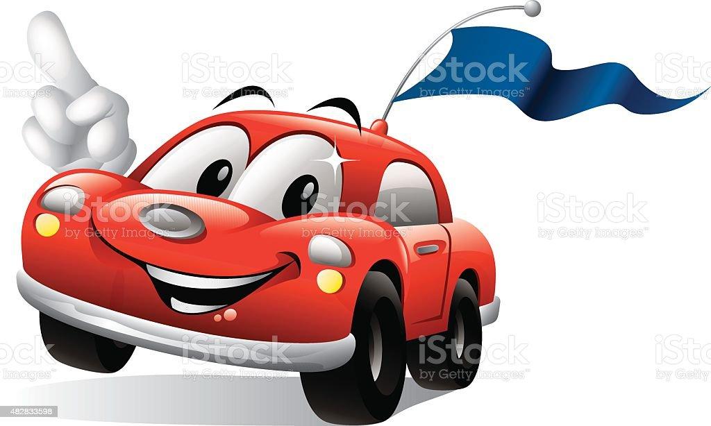dessin anim voiture course dessin anim voiturecourse cliparts vectoriels et plus dimages - Voiture De Course Dessin Anim