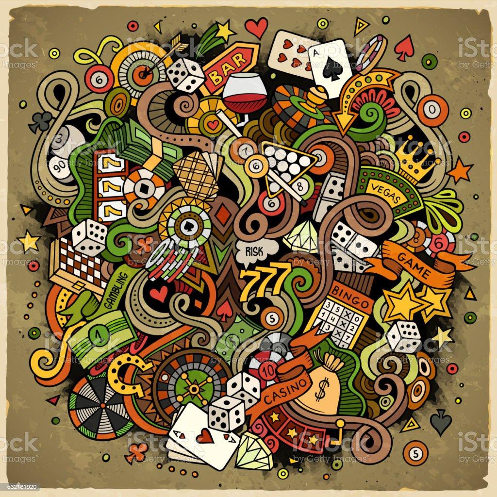 Gambling illustration william hill southwick