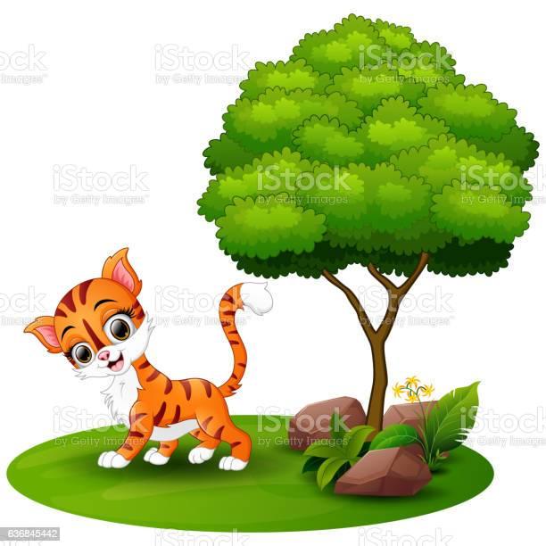 Cartoon cat under a tree vector id636845442?b=1&k=6&m=636845442&s=612x612&h= bavcrprmy18ckr2ggvdrhssjmqtp7sm ehubh2kkso=