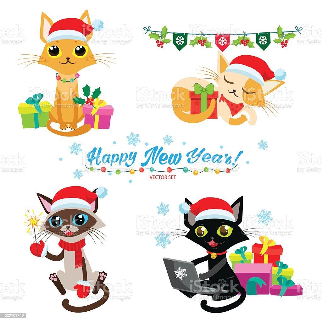 Cat holiday clipart Cat face clip art clipart panda free clipart images |  Darrick.abimillepattes.com