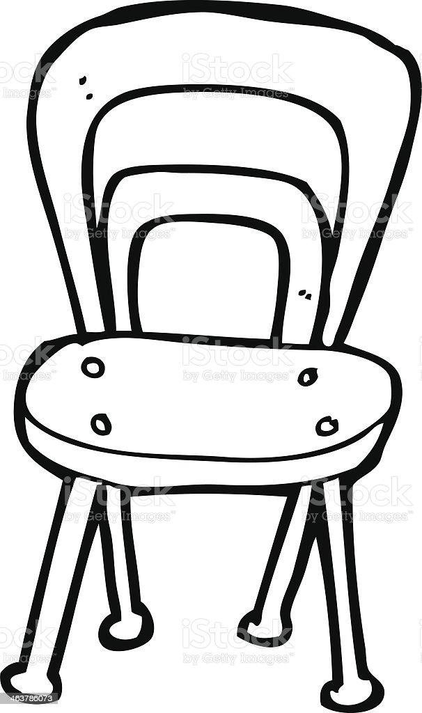 Cartoon Chair Stock Illustration Download Image Now Istock