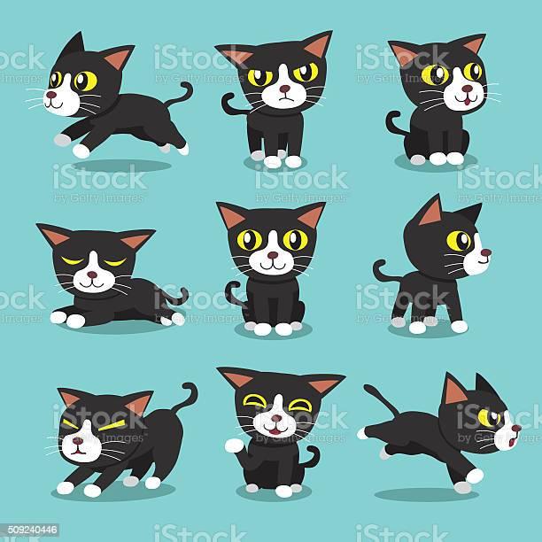 Cartoon character cat poses vector id509240446?b=1&k=6&m=509240446&s=612x612&h=dwlazrbnnr q4i6f 6mzd y3vsryj noavi yz9m4pm=