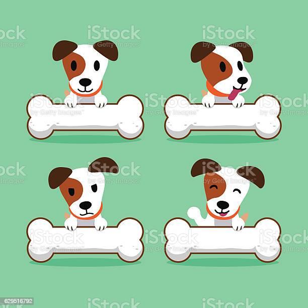 Cartoon character jack russell terrier dog with big bones vector id629516792?b=1&k=6&m=629516792&s=612x612&h=uc8gnbv9pu tsstgngfjsqkspcfkog9aisbteuj bju=