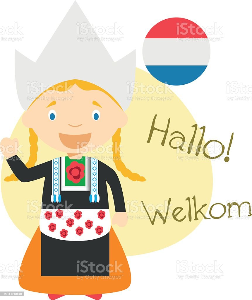 how to say your welcome in dutch