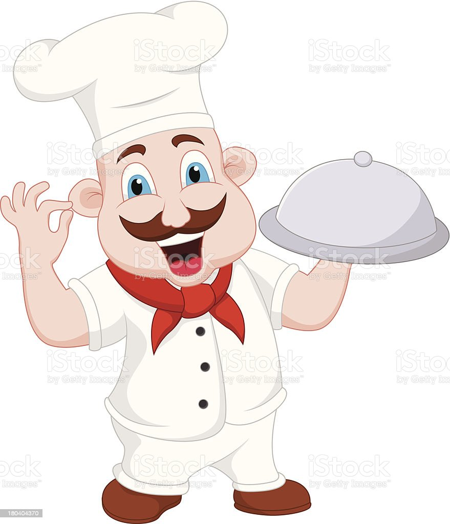 Cartoon Chef Character royalty-free cartoon chef character stock vector art & more images of adult